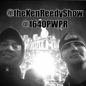 TKRS WrestleMania Go Home Show