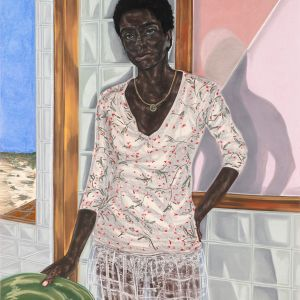 Constructive Forces - 7th March 2018 (Toyin Ojih Odutola Exhibition at Whitney Museum)