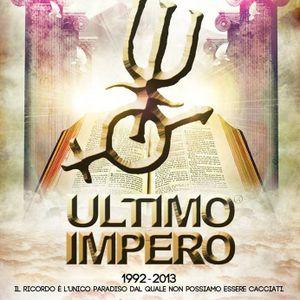 live ULTIMO IMPERO 21 settembre 2013 MAURIZIO BENEDETTA & GRADISKA