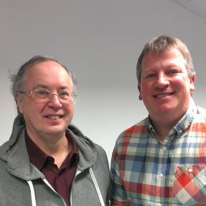 Breakfast with Phil Gough 23 Jan 18 (Guest Peter Houghton) (Leyland Historical Society)