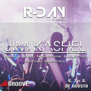 Jim Kashel's Special Guestmix @ R-Day (Aequus R's Birthday) (08/08/2014) (www.centergroove.es)