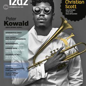 Sweet Jazz Soul #29,26/10/2012 (Jazz&Tzaz 234)
