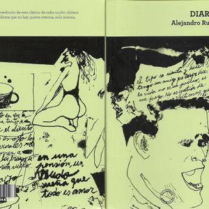 "Presentación de ""Diario"" de Alejandro Rubio por Silvia Schwarzbock"