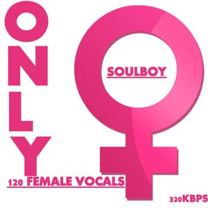 only female vocals ,the other ones !! selected by soulboy