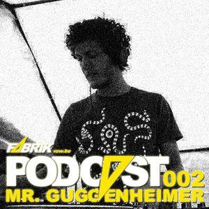 Fabrik Podcast 002 - Mr. Guggenheimer