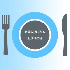 Business Lunch - Reece Lyons & Scott Van Der Kamp