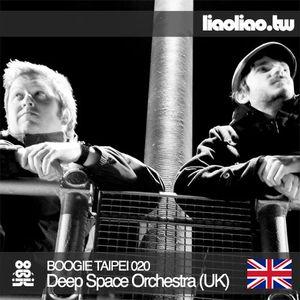BT020 - Deep Space Orchestra (UK)