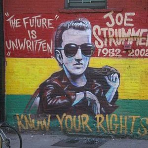 Wednesday Drive Joe Strummer Tribute and Christmas Special December 21 2016