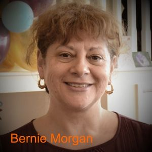Bernie Morgan a lady of many talents