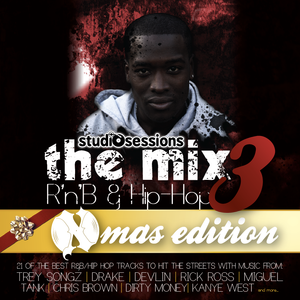 Studio Sessions - The Mix III ('X'MAS 2010 Edition)