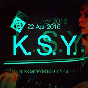 FSL Podcast 22 Apr 2016 - K.S.Y. Live