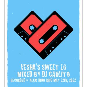 MTV presents Vesna's Sweet 16 Party