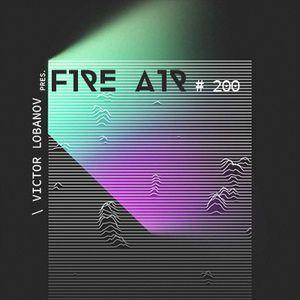 Akku - Fire Air 200th by Victor Lobanov