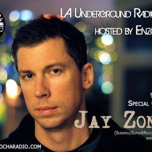 LA Underground Radio Show w/ JAY ZONEY (Subspec Music) hosted by Enzo Muro