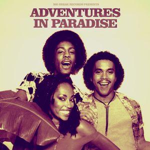 ADVENTURES IN PARADISE #23: Wayne Dickson (Groove Line Records) GUEST Scratchandsniff Dan (18/04/19)
