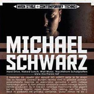 Michael Schwarz @ NO MERCY, Stuk Maribor, April 18th 2015