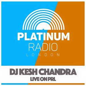 Kesh Chandra / Sunday 3rd July 2016 @ 10am - Recorded Live on PRLlive.com