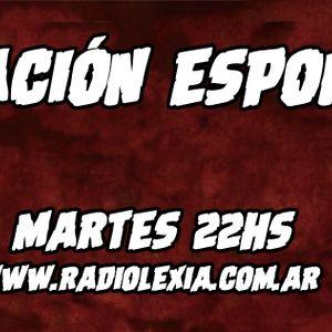 GENERACIÓN ESPONTÁNEA 11-04-17 en RADIO LEXIA