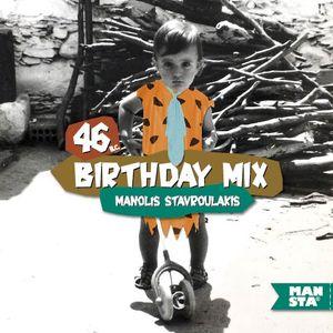MANSTA 46 Birthday Mix