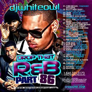 DJ WhiteOwl - R&B pt 86