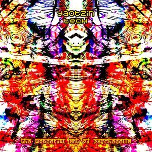 Yaotzin Tech - The Wonderful Art Of Psychedelia (EP)