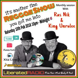 King Unrulee..Monthly Session..Liberated Radio.