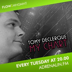 Tomy DeClerque - My Chart (April 2012)