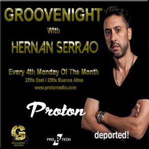 GROOVENIGHT Episode 405 By HERNAN SERRAO (October 2020)