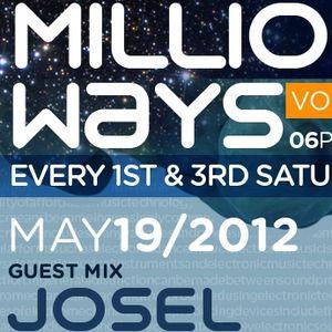 02 - Three Million Ways - 3 Million Ways 029 @ TM radio [ 19-may-2012 ]