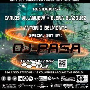 RADIOACTIVO DJ 22-2021 BY CARLOS VILLANUEVA