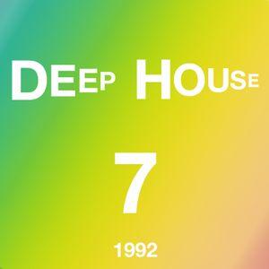 Deep House - Volume 7 (mixtape 1992 - mixed by Deaz D.)