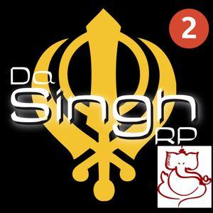 Da Singh RP pres. Ganesh Restaurant Poland - Indo-American Hiphop & Rnb Mix 2