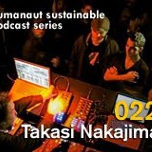 Humanaut Sustainable Podcast Series 022: Takasi Nakajima