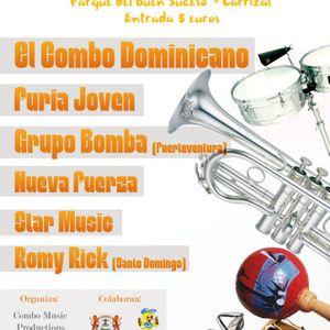 Entrevista Grupo Bomba Festival Latingenio 2010