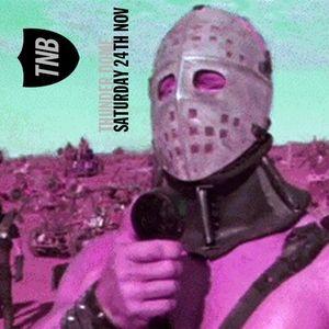 Live @Thunderdome/TNB mag @Visions, Dlstn, LDN 24/11/12