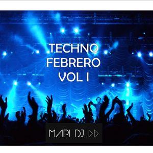 Techno Febrero 2016 - MAPILAFUENTE