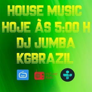 KGBRAZIL DJ JUMBA HOUSE MUSIC 110119