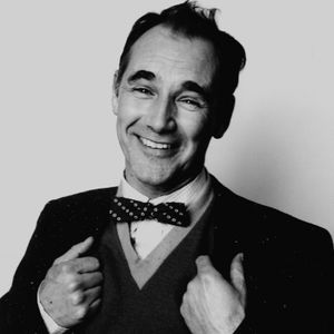Lunchtime with Mark Rylance
