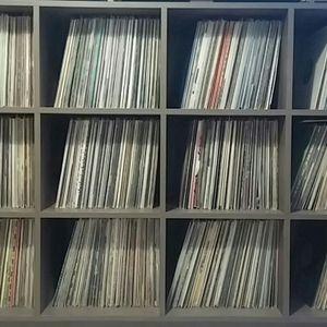 part II -deep techno idm 90's vinyl mix