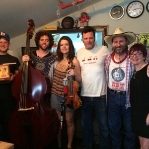 Lynn Taylor & The Barflies + world premiere of new song by Sergio Webb! Recorded 5/19/18