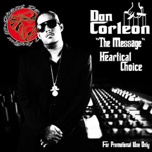 """Chant Daun di mighty Lion presents Don Corleon """"THE MESSAGE"""" Heartical Choice - by Smokie"""
