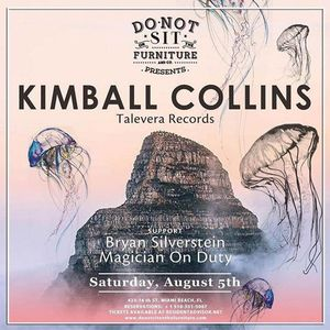 Kimball Collins - Live at Do Not Sit On The Furniture (August 2017)