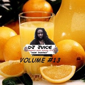 DJ JUICE- VOL 13 mixtape classic (1993)