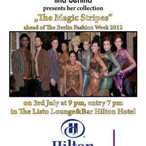 LINA BERLINA - Fashion House CATWALK Music - 3th July 2012 @ Hilton Berlin(By FERNAND MARTIAL)