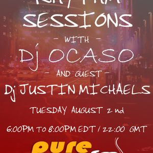 Dj Ocaso - Night Rhythm Sessions 013 [August 02 2011] Part 1 on Pure.Fm