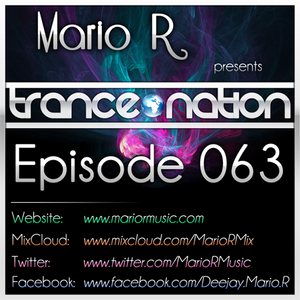 Trance Nation Ep. 063 (21.07.2012)