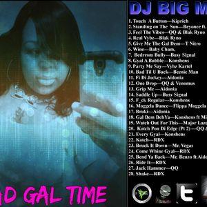 Bad Gal Time - Dancehall