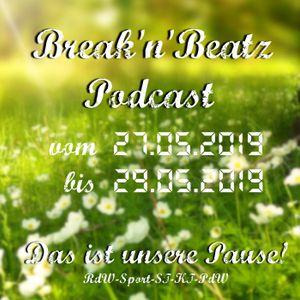 #Podcast vom 27.05.2019 bis 29.05.2019 inkl. MM, SP und ST