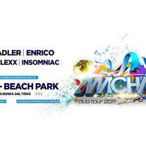 Mácháč Club Tour - Beach Park Mlékojedy