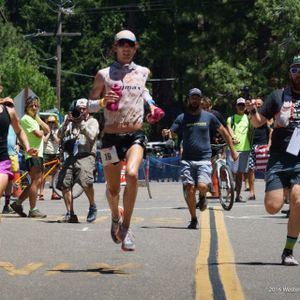 Jim Walmsley 2016 WS100 Race Report